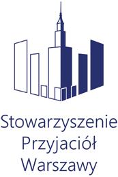 logo Stowarzyszenia Przyjaciół Warszawy